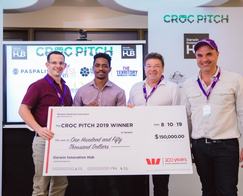 Croc Pitch 2019 Winer Corrosion Instruments
